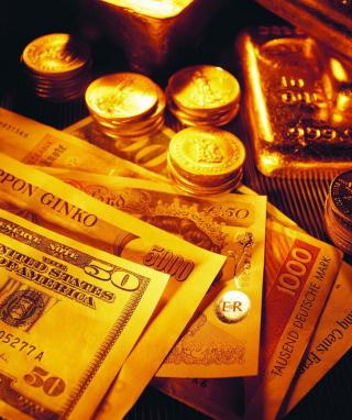 Money For Business - Obrázkek zdarma pro iPhone 4S