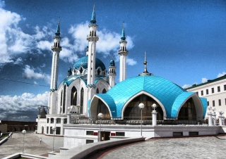 Mosque Picture for Android, iPhone and iPad