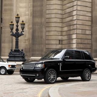 Land Rover Range Rover Classic and Retro - Obrázkek zdarma pro iPad mini