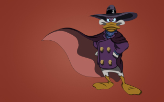Darkwing Duck - Obrázkek zdarma pro 1024x600