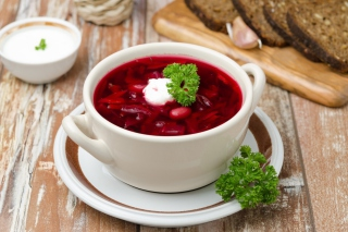 Bean Soup Background for Android, iPhone and iPad