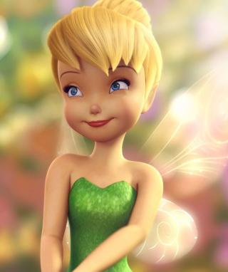 Tinker Bell - Obrázkek zdarma pro Nokia Asha 202