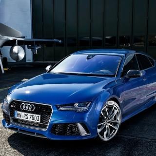 Audi RS7 - Obrázkek zdarma pro 128x128