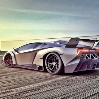 Lamborghini Veneno - Obrázkek zdarma pro 1024x1024