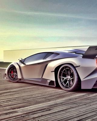 Lamborghini Veneno - Obrázkek zdarma pro 360x400