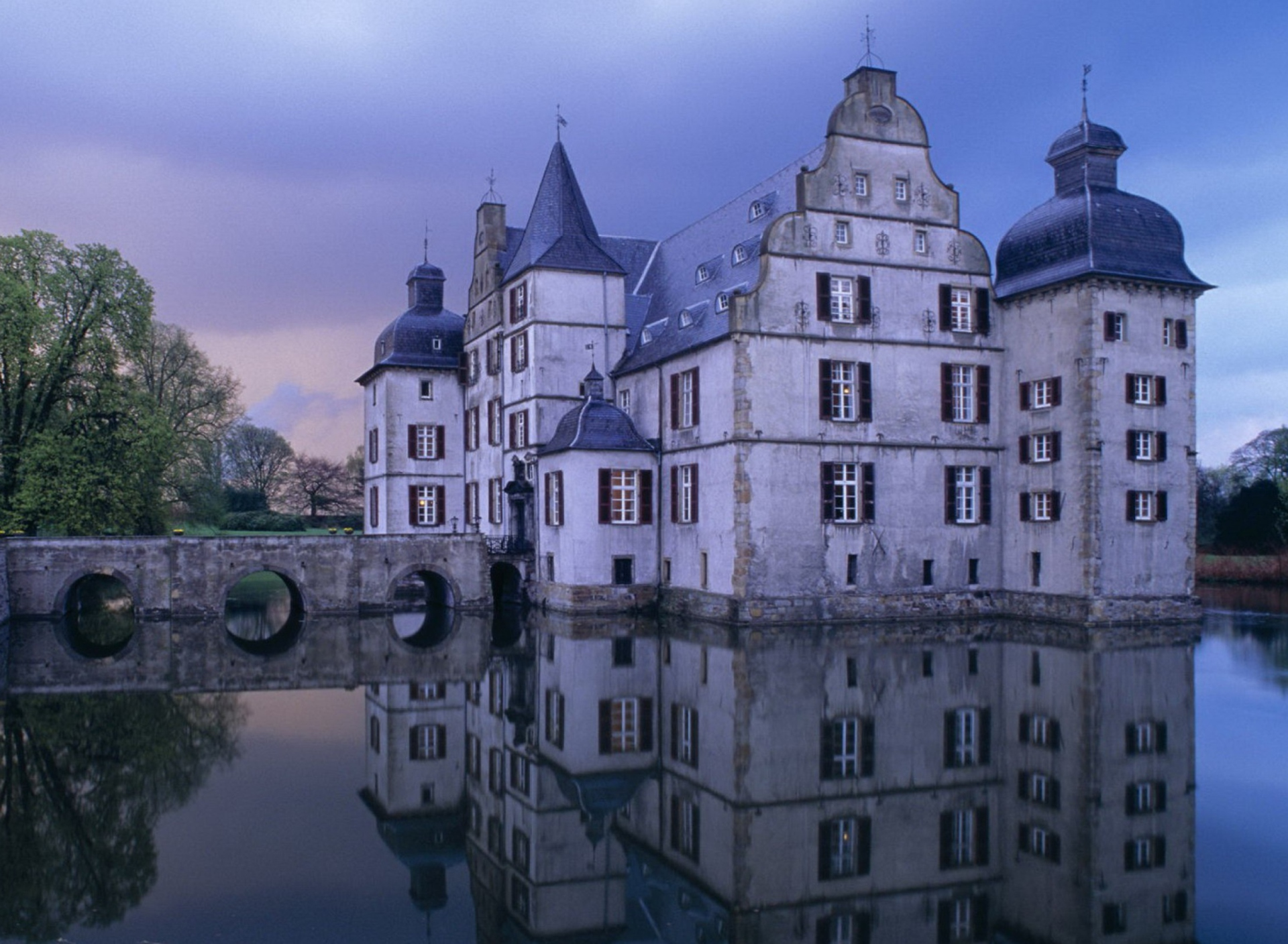 замок на воде  № 158499 загрузить