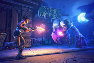 Fortnite Game Picture for Android, iPhone and iPad
