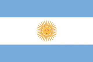 Argentina Flag Background for Android, iPhone and iPad