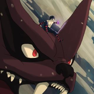 Naruto Menma Uzumaki - Obrázkek zdarma pro iPad 3