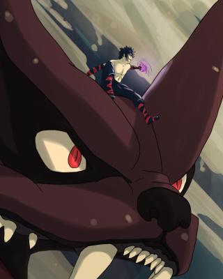 Naruto Menma Uzumaki - Obrázkek zdarma pro 352x416