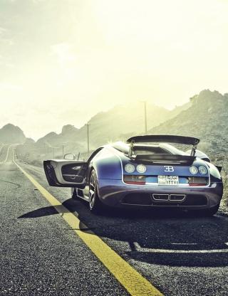 Bugatti from UAE Boutique - Obrázkek zdarma pro 480x800
