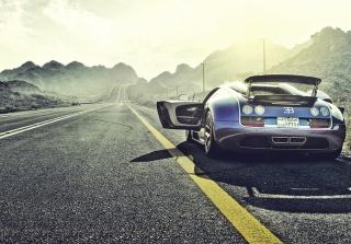 Bugatti from UAE Boutique - Obrázkek zdarma pro Motorola DROID