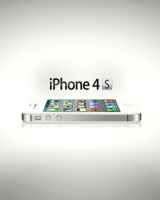 Iphone 4s - Obrázkek zdarma pro Nokia C5-06