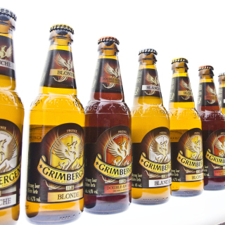 Grimbergen Cerveza - Obrázkek zdarma pro iPad Air