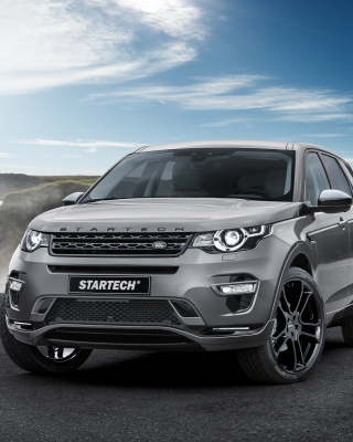 Land Rover Discovery Sport - Obrázkek zdarma pro 768x1280