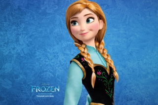 Princess Anna Frozen Wallpaper for Android, iPhone and iPad