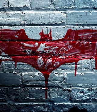 Dark Knight Logo - Obrázkek zdarma pro 240x400