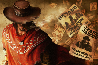 Free Call of juarez the gunslinger Picture for Android, iPhone and iPad