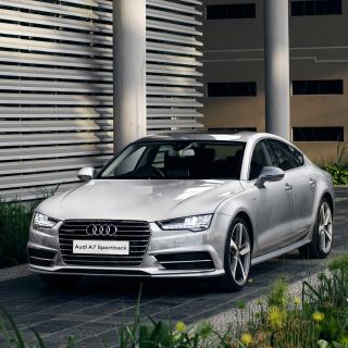Audi A7 Sportback - Obrázkek zdarma pro 128x128