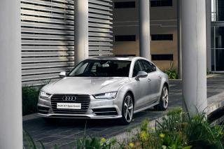 Audi A7 Sportback - Obrázkek zdarma pro Samsung Galaxy Ace 3