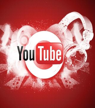 Youtube Music - Obrázkek zdarma pro Nokia Asha 300