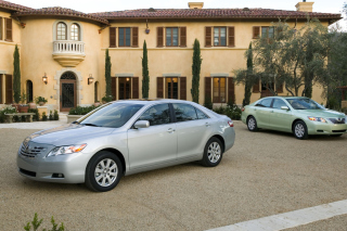 Toyota Camry Picture for Android, iPhone and iPad