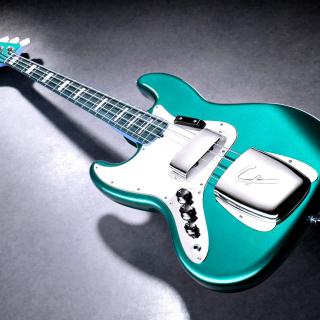 Guitar - Obrázkek zdarma pro iPad mini 2