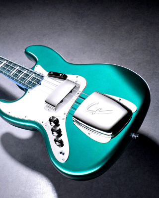 Guitar - Obrázkek zdarma pro Nokia Asha 310