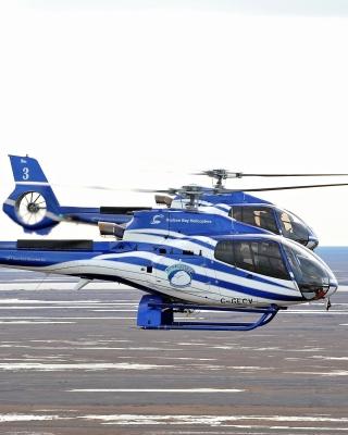 Hudson Bay Helicopters - Obrázkek zdarma pro 480x640