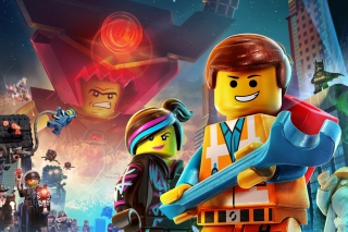 Lego Movie 2014 Wallpaper for Android, iPhone and iPad