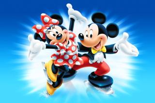 Mickey Mouse - Obrázkek zdarma pro 480x360