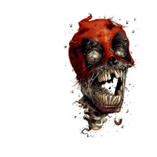 Skull - Obrázkek zdarma pro iPad