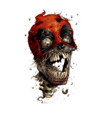 Skull - Obrázkek zdarma pro Nokia Asha 503