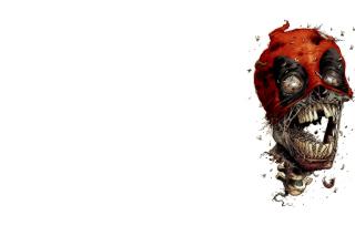 Skull - Obrázkek zdarma pro Nokia XL