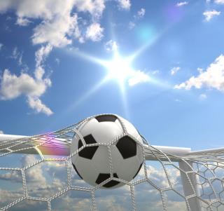 Football - Obrázkek zdarma pro iPad mini 2