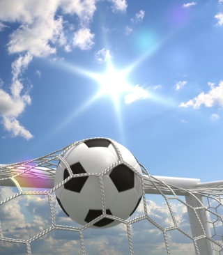 Football - Obrázkek zdarma pro Nokia C2-01