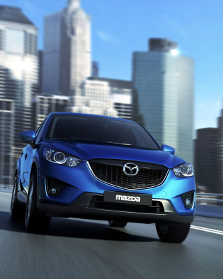 Mazda CX-5 2013 - Obrázkek zdarma pro 1080x1920