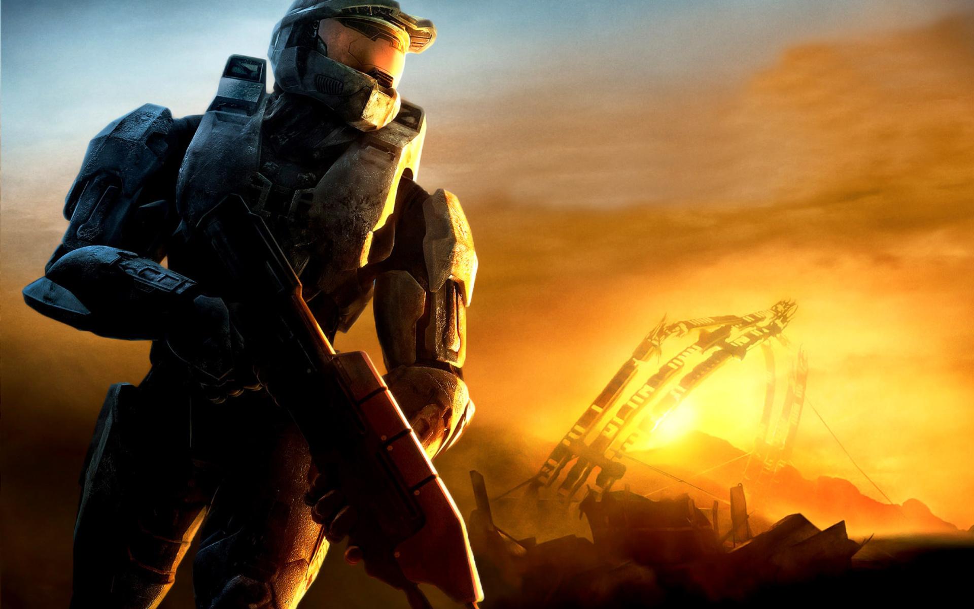 Halo 3 Fondos De Pantalla Gratis Para Widescreen