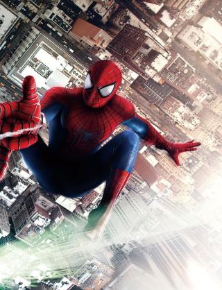 Amazing Spider Man 2 - Obrázkek zdarma pro Nokia C5-05
