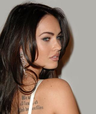 Megan Fox - Obrázkek zdarma pro Nokia C2-00