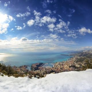 Monaco - Obrázkek zdarma pro 1024x1024