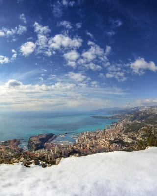 Monaco - Obrázkek zdarma pro iPhone 5C