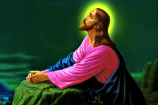 Jesus Prayer Background for Android, iPhone and iPad