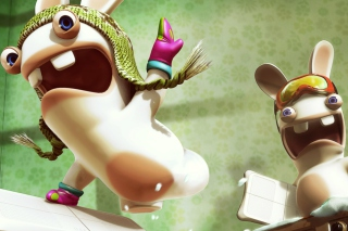 Crazy Rabbids Picture for Android, iPhone and iPad