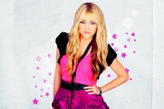 Miley Cyrus Blonde - Obrázkek zdarma pro 1280x1024