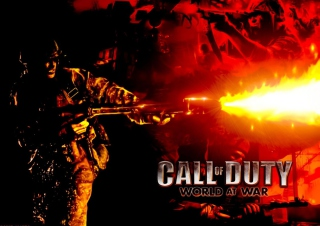 Call Of Duty World At War Background for Android, iPhone and iPad