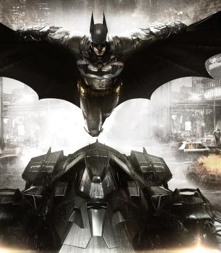 Batman: Arkham Knight - Obrázkek zdarma pro 240x400