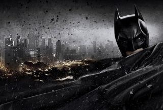 The Dark Knight - Batman Wallpaper for Android, iPhone and iPad