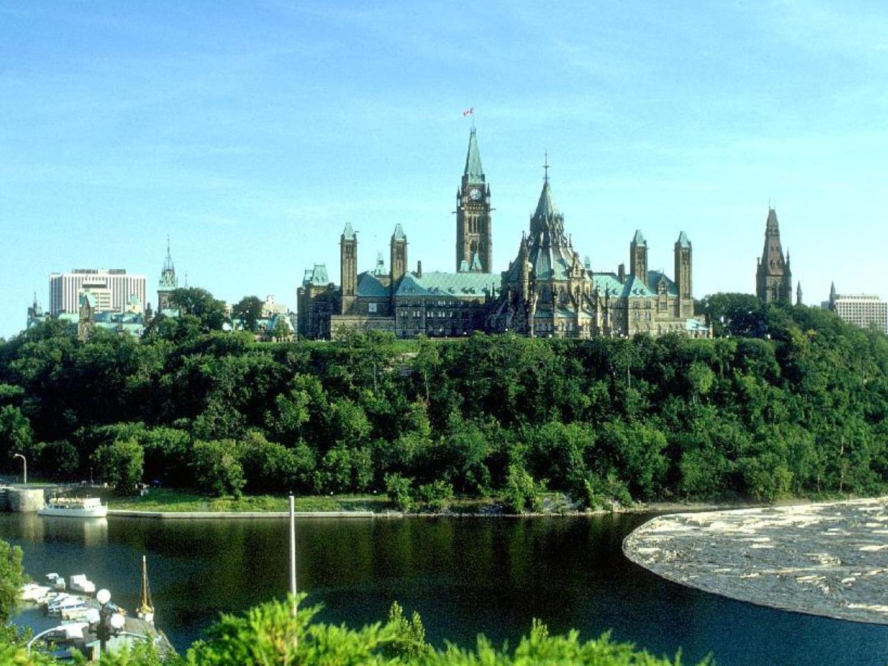 Parliament Building, Ontario, Canada  № 932259  скачать