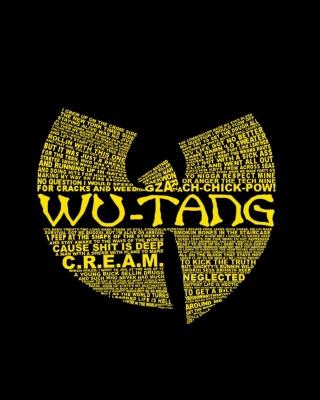 Wu-Tang Clan - Obrázkek zdarma pro iPhone 4S